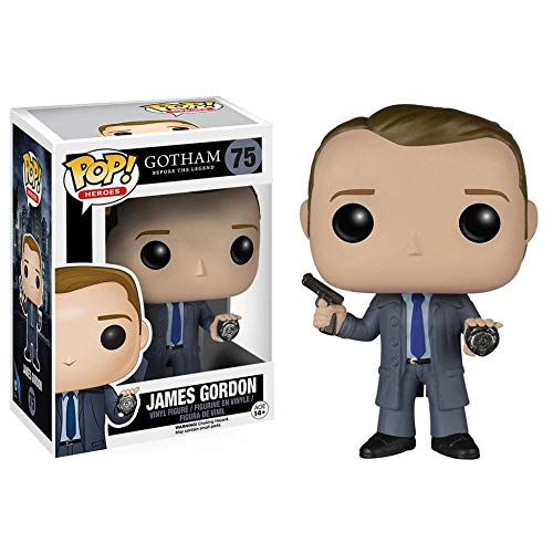 Figura Pop Vinyl James Gordon Gotham