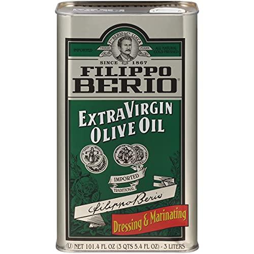 Filippo Berio Extra Virgin Olive Oil, 101.4 Ounce
