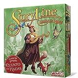 BricoLoco. Divertido juego de mesa Storyline. Crea tu historia y cuento de hadas. Juego imaginativos...