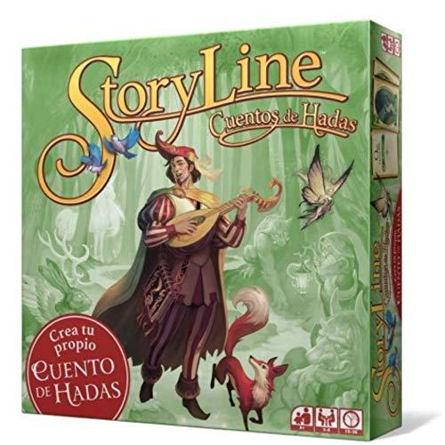 BricoLoco. Divertido juego de mesa Storyline. Crea tu historia y cuento de...
