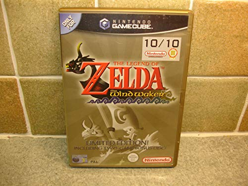 The Legend of Zelda - The Wind Waker [Ltd. Edition inc. 2 Game Bonus Disc] (Gamecube)