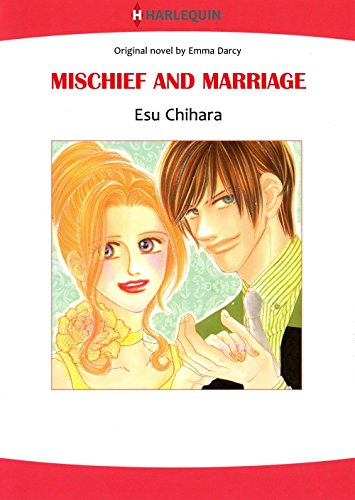 Mischief And Marriage: Harlequin comics (English Edition)
