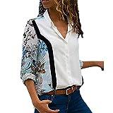 Nuevas Blusas De Mujer con Estampado De Moda, Camisa De Manga Larga, Blusas Casuales, Camisa De Trabajo Elegante