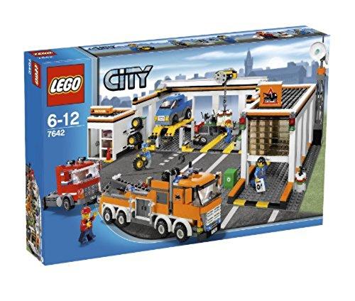 LEGO City Garage (7642)
