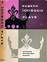 Plays, Volume Five. Exit the King + The Motor Show + Foursome