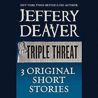 Triple Threat audiobook cover art