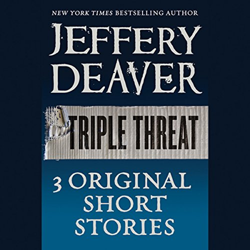 Triple Threat audiobook cover art