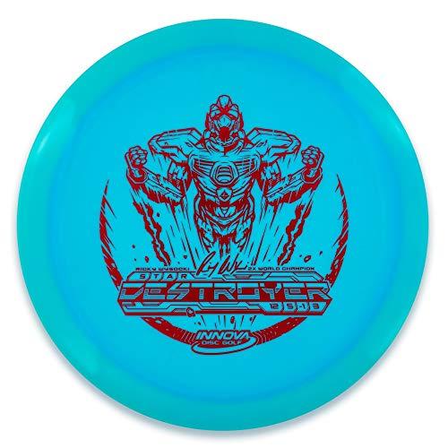 INNOVA Ricky Wysocki 2X Sockibot Stamp Star Destroyer Distance Driver Golf Disc [Colors May Vary] - 170-172g