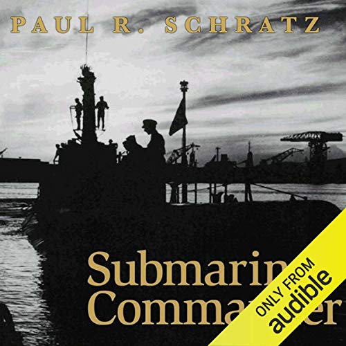 Submarine Commander Titelbild