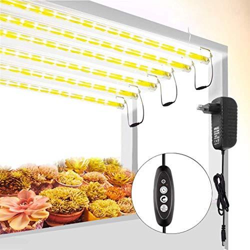 Plant Grow Light Strips, Roleadro T5 LED Growing Light Full Spectrum...