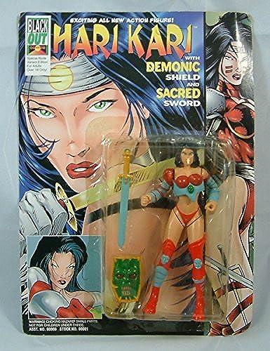 ventas directas de fábrica Hari Kari Action Figure by negro negro negro out comics  punto de venta barato