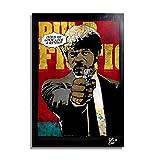 Jules aus Pulp Fiction von Quentin Tarantino - Original