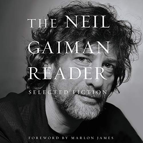The Neil Gaiman Reader cover art