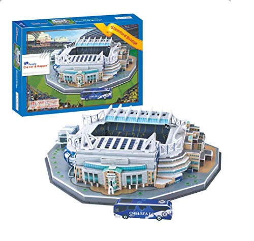 STAMFORD BRIDGE home of Chelsea and the famous SHED. Build a Stamford...