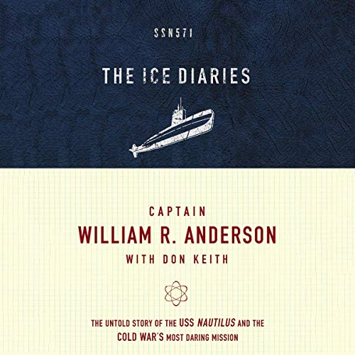 The Ice Diaries cover art