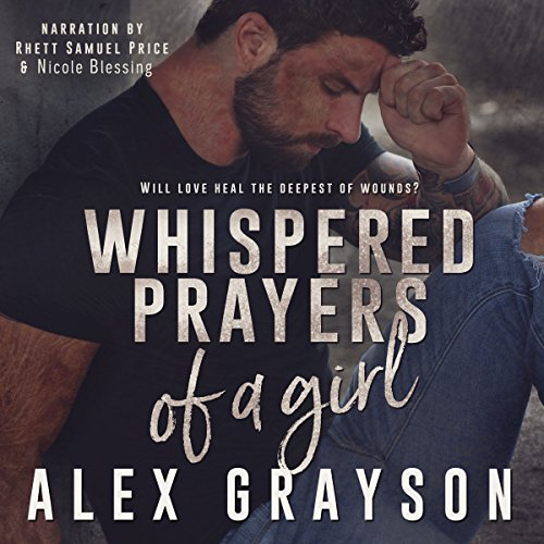 Whispered Prayers of a Girl audiobook cover art