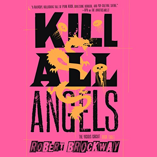 Kill All Angels audiobook cover art