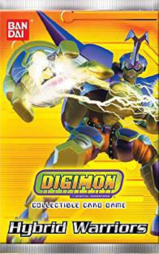 Digimon Collectible Card Game Hybrid Warriors Booster Pack [Toy]