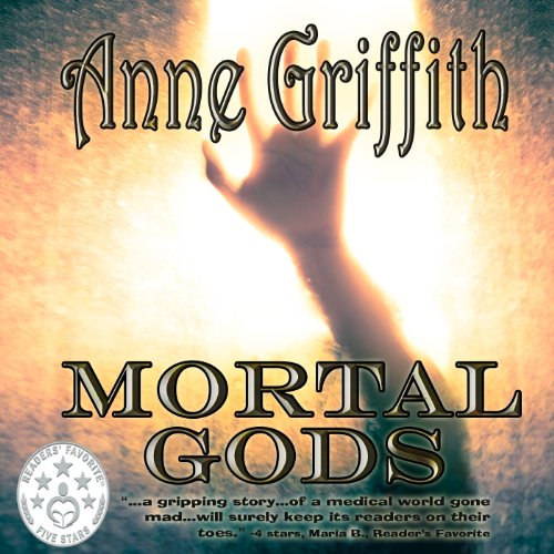 Mortal Gods audiobook cover art
