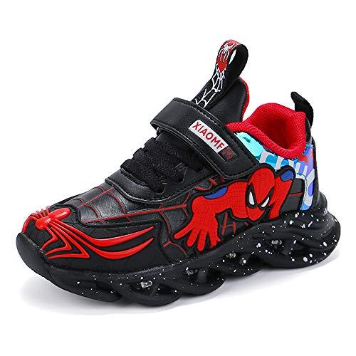 Botas De Agua Niño Spiderman