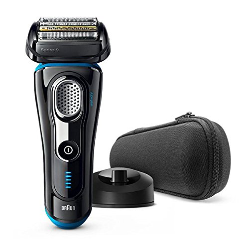 Braun Series 9 9240s Electric foil Shaver, Rechargeable cordless razor waterproof shave