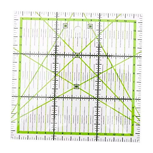 PiniceCore Patchwork Crafts Ago per Cucire Strumenti Seam Righello Quilting Patchwork Scrapbook Accessori di Cucito