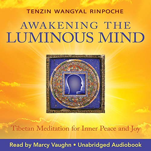 Awakening the Luminous Mind cover art