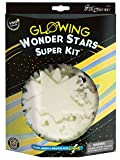 Great Explorations Wonder Stars Super Kit Glow In The Dark Ceiling Stars 150Piece In 4 Sizes...