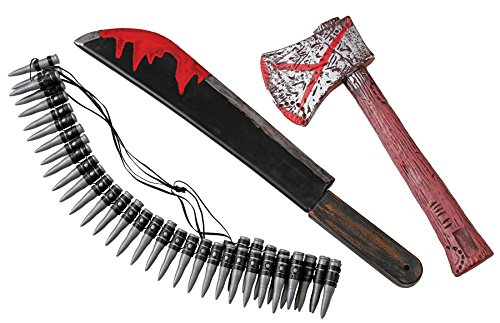 Fun World Zombie Hunting Kit
