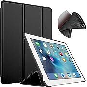 iPad Mini 4 Case - FST Slim Lightweight Smart Soft Back Cover Tri-fold Stand with Auto Sleep/Wake Function for Apple iPad Mini 4