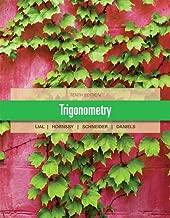 trigonometry 10th edition lial