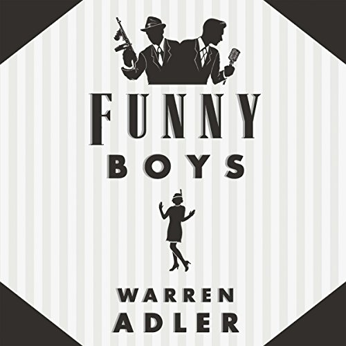 Funny Boys audiobook cover art