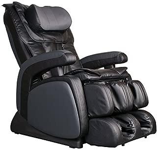 6028 Zero Gravity Robotic Heated Reclining Massage Chair by Cozzia