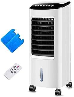 YGTMV El Más Nuevo Aire Acondicionado Portátil 65W Humidificador Piso 220V Dormitorio De Control Remoto Ventilador del Refrigerador De Aire Doméstico,A