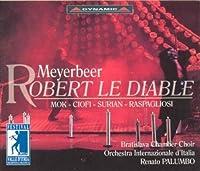 Robert Le Diable by GIACOMO MEYERBEER (2001-02-27)
