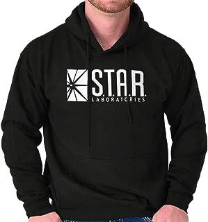 Star Labs Comic Book Superhero Nerdy Geeky Hoodie