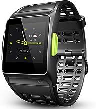 LUKAWIT Fitness Tracker GPS con Reloj para Correr con