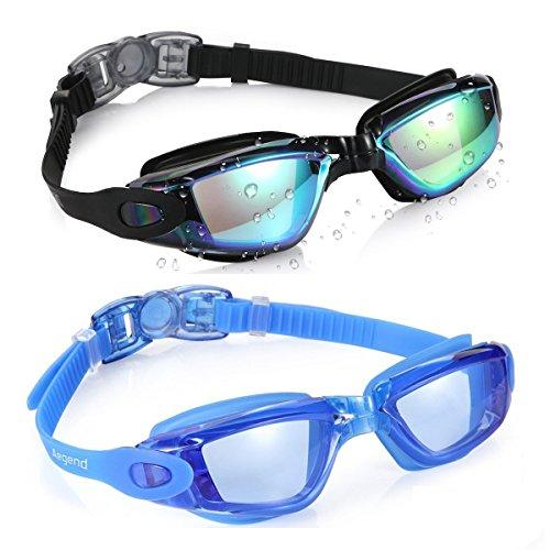 نظارات السباحة aegend