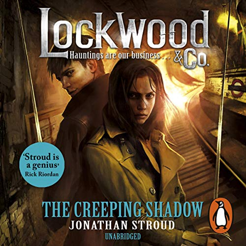 The Creeping Shadow cover art