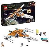 LEGO Star Wars,  Le chasseur X-wing de Poe Dameron, Set de construction, Collection L'Ascension de Skywalker, 127 pièces, 75273