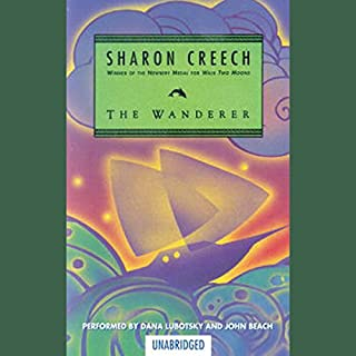 The Wanderer audiobook cover art