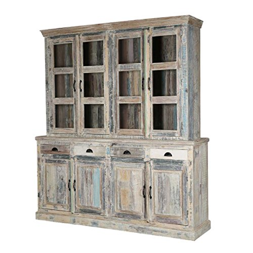 Rustic Solid Reclaimed Wooden Modern Antique Handmade Kitchan Rack