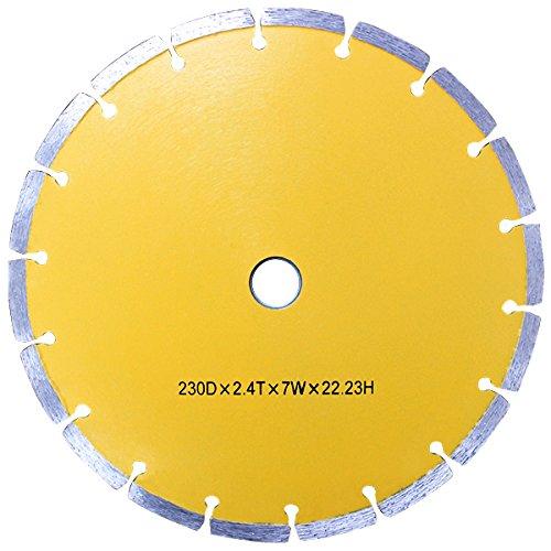 WEIMALL ダイヤモンドカッター 230mm 替刃 替え刃 DC230