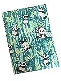 Protège-Carnet de Santé (panda)