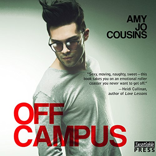 Off Campus audiobook cover art