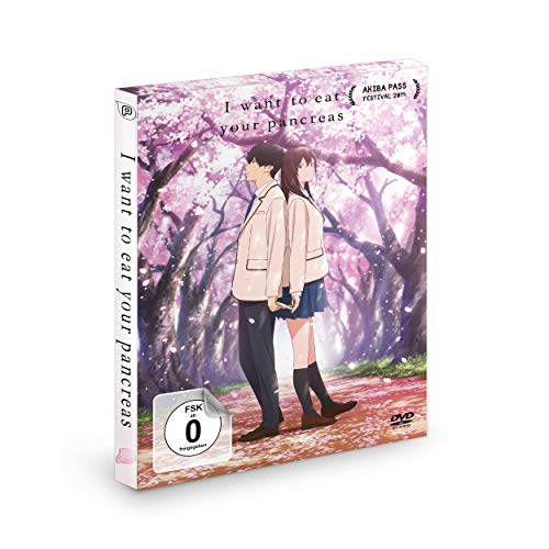 I want to eat your pancreas [DVD]