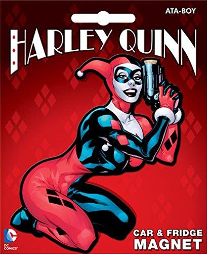 51Vu0xT2RpL Harley Quinn Magnets