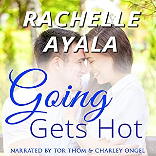 Going Gets Hot audiobook cover art