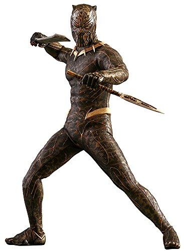 【ムービー・マスターピース】『ブラックパンサー』1/6スケールフィギュア エリック・キルモンガー