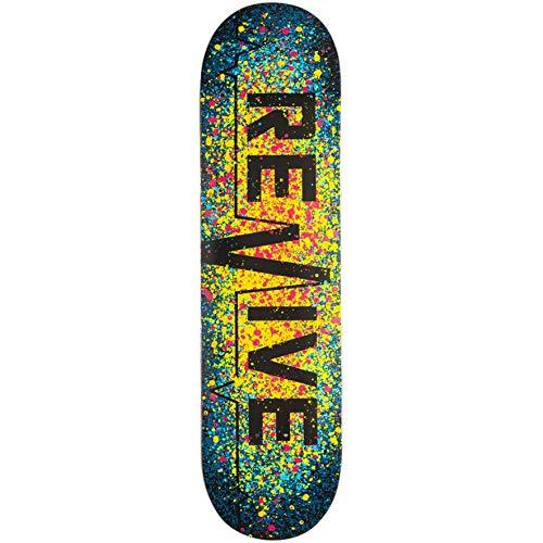ReVive Skateboard-Brett / Deck, Splatter 3.0